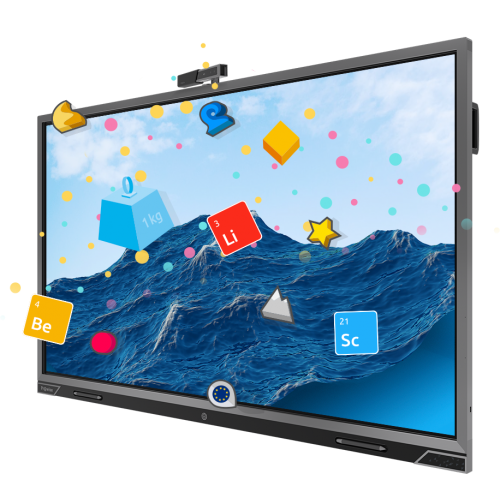 """Prowise 65"""" UHD Multi-Touch LED Interactive Panel by Prowise for £1,625.00"""